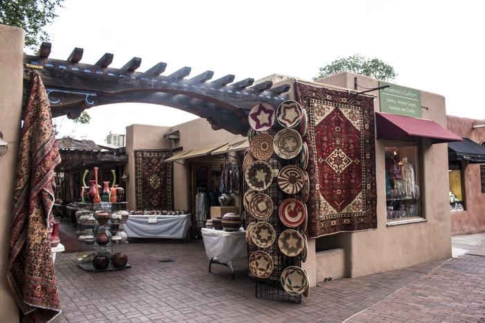 santa fe markets