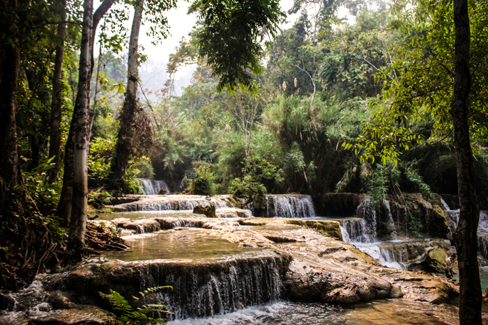 waterfall-in-laos