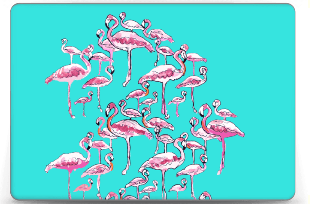 Flamingo Laptop Case - A.M.
