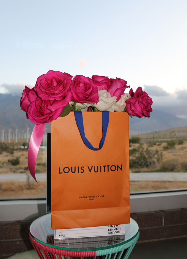 louis vuitton roses