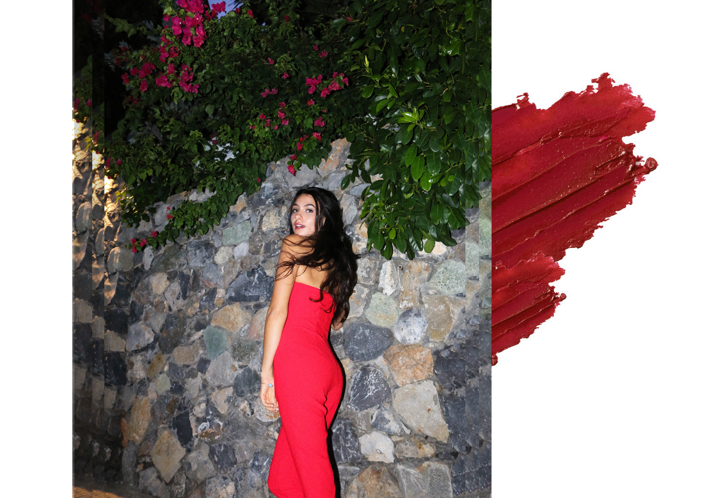 Spicy Saint-Barth Night Outfit
