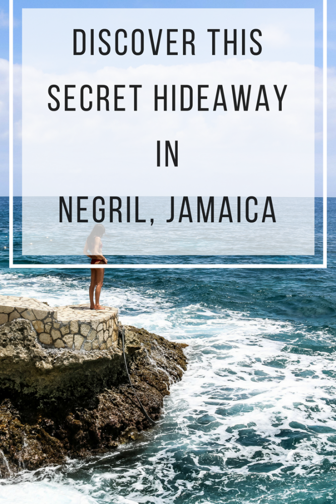 Discover This Secret Hideaway In Negril, Jamaica