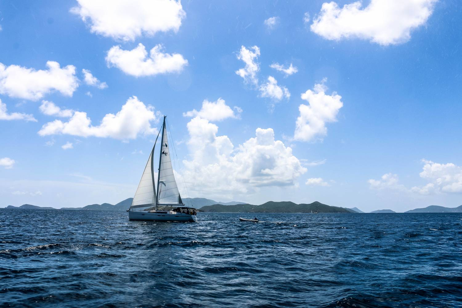 Island Hopping The Virgin Islands Video