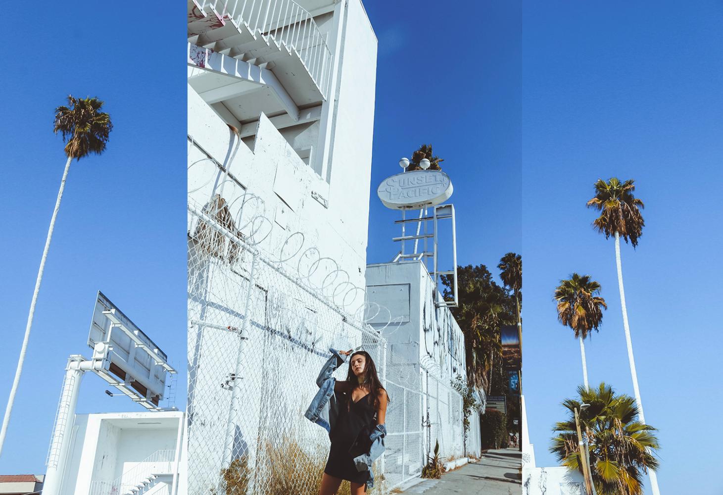 Fall Fashion in LA