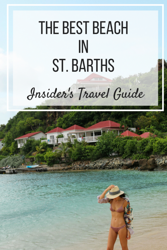 st.barths travel guide