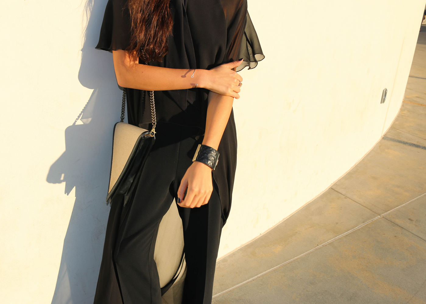 The Perfect Black Jumpsuit For Day To Night