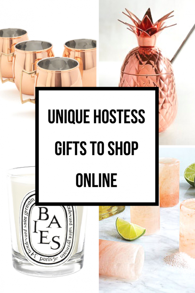 Unique Hostess Gifts Online