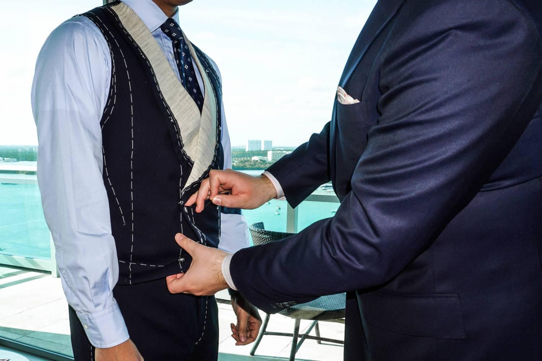 Paolo Style Bespoke Menswear