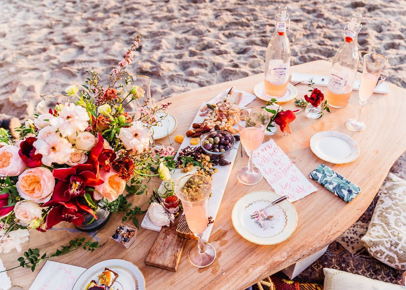 The Most Pinterest Galentine's Day Picnic Ever