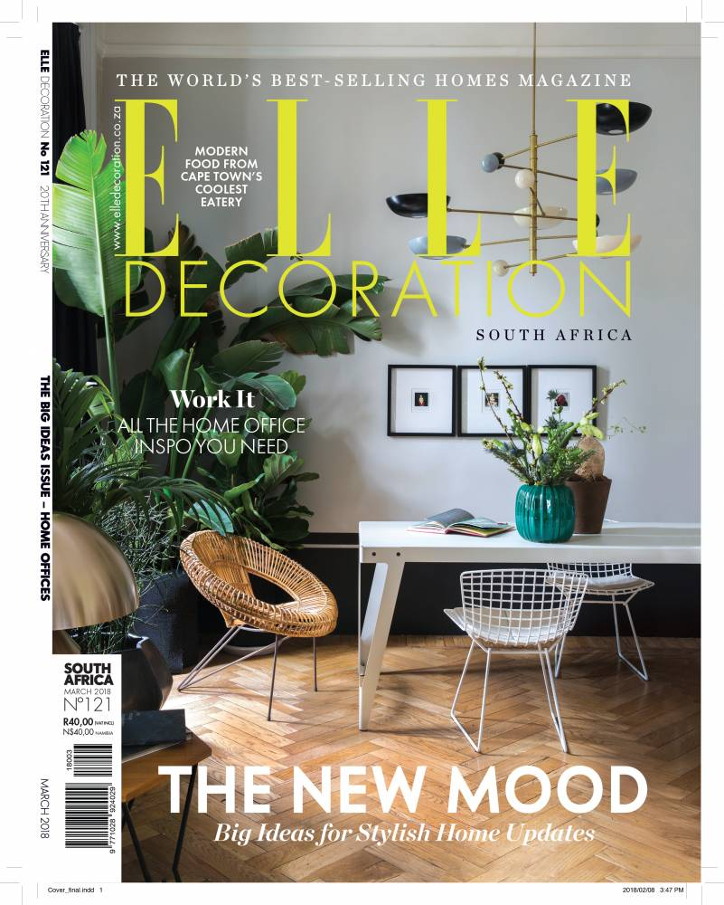 Elle Decor South Africa March 2018