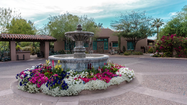 Arizona luxury hotel: Hermosa Inn