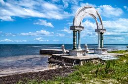 The Most Fascinating, Abandoned Property On Ambergris Caye, Belize