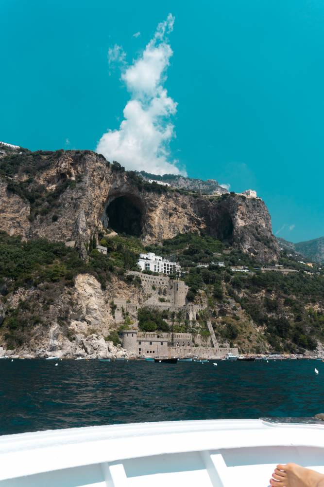 The Top 10 Most Luxurious Things To Do In The Amalfi Coast
