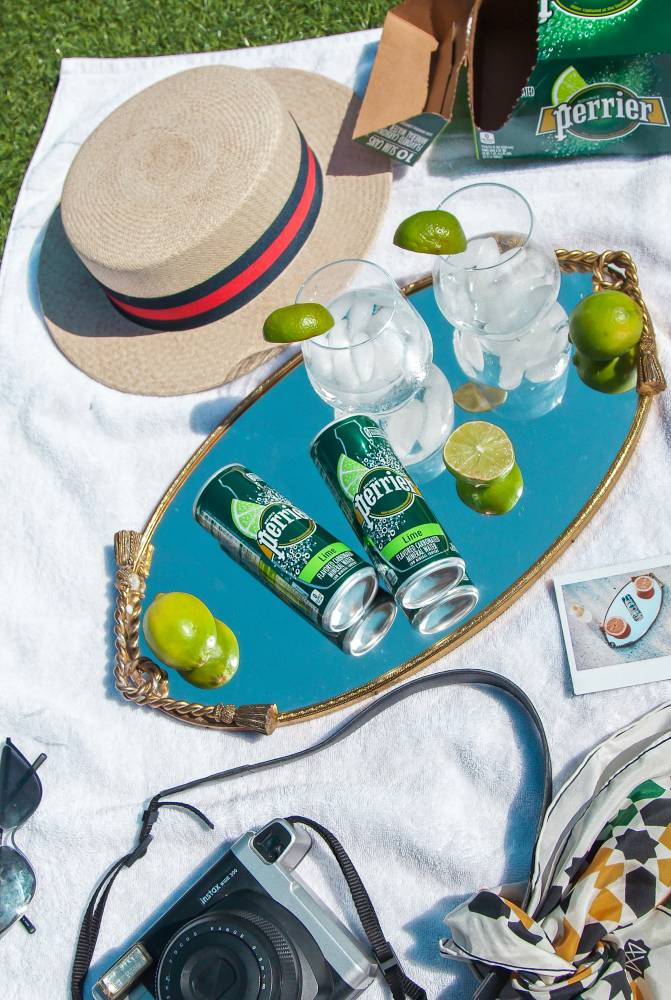 Have An Extraordinary Day With Perrier #PerrierFlavors