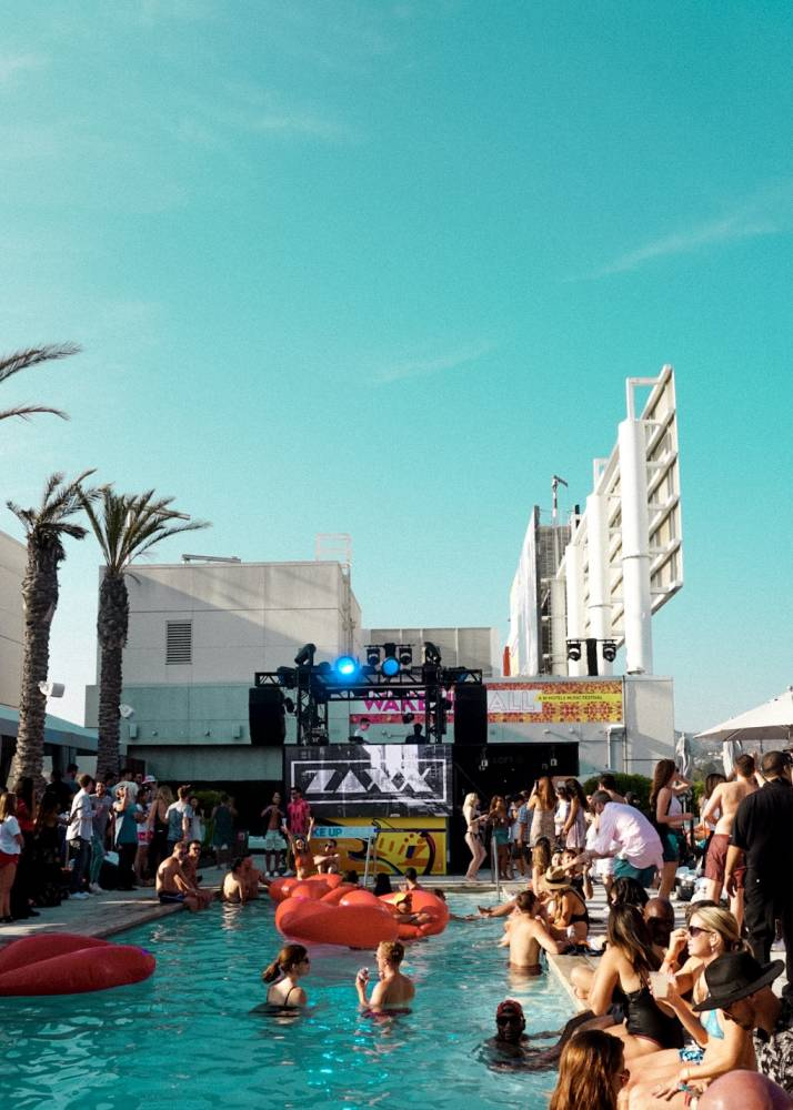 Wake Up Call Fest By W Hotels