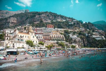Positano, Italy Travel Itinerary