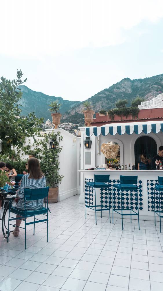 The Top 10 Most Luxurious Things To Do In The Amalfi Coast - Franco's Bar