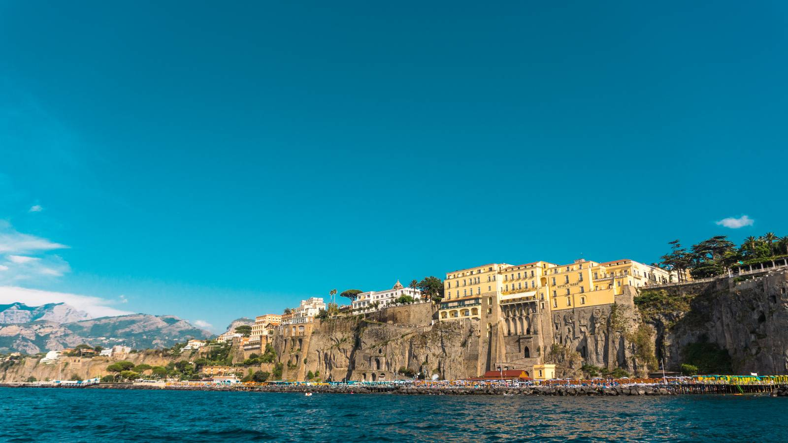 The Top 10 Most Luxurious Things To Do In The Amalfi Coast - Sorrento