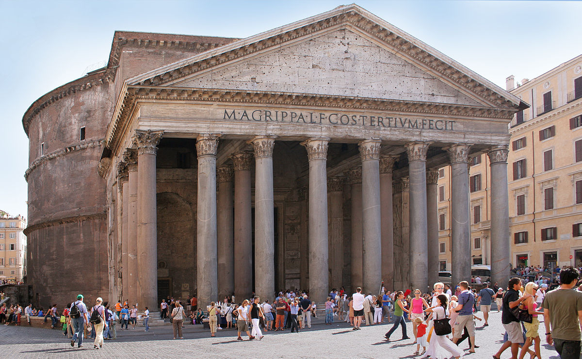Rome in 2 days: Rome Travel Guide & Itinerary - Pantheon