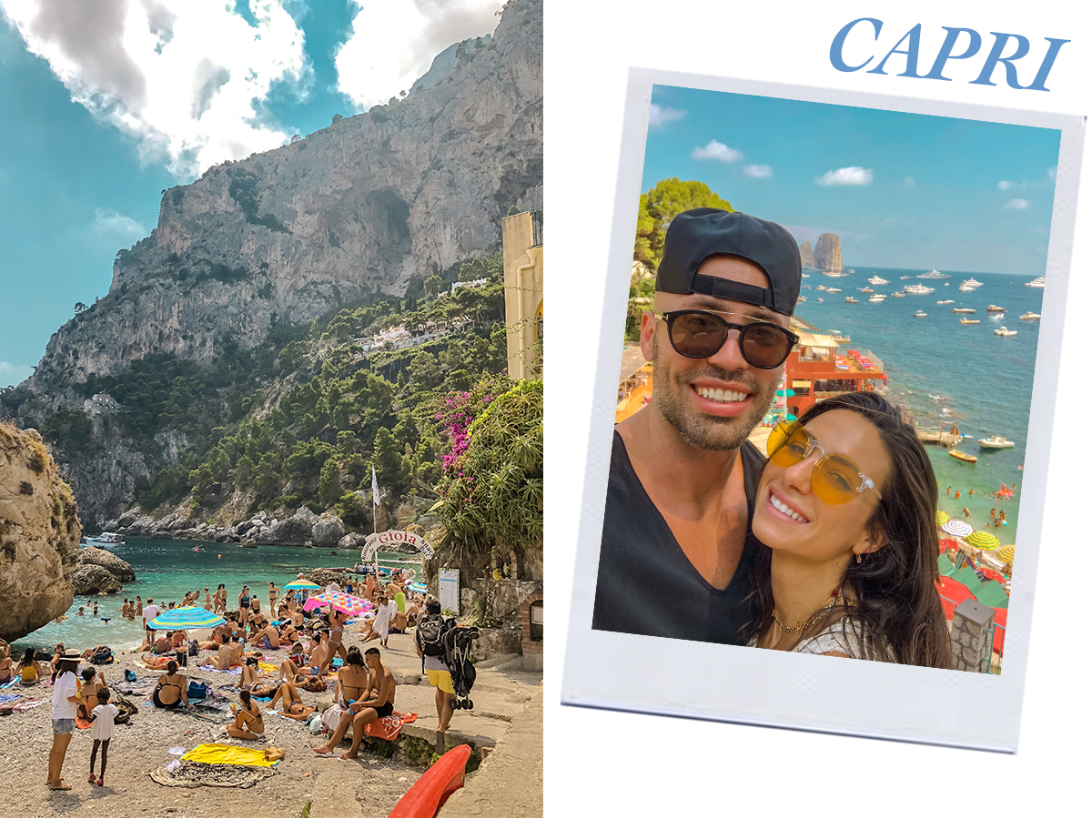The Best Way To See Capri, Italy - Amy Marietta Joe Hodges