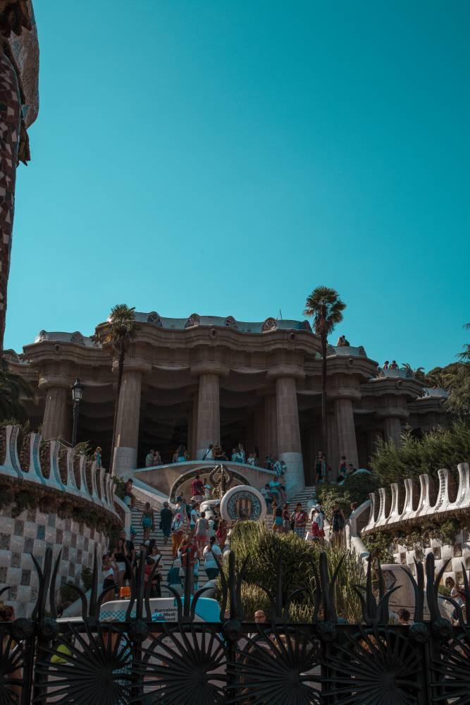 How To See The Best Of Barcelona In 3 Days - Park Guell