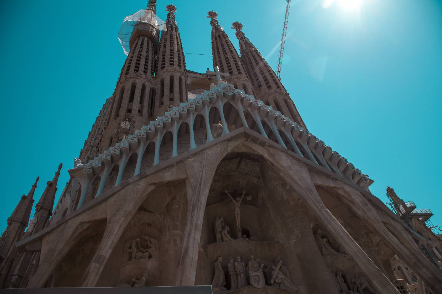 How To See The Best Of Barcelona In 3 Days - La Sagrada