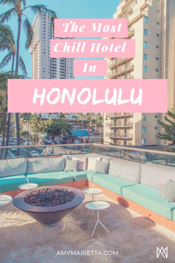 Laylow Waikiki - Amy Marietta - Hawaii Travel Blog