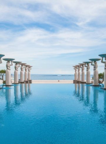 The Mulia Bali - Amy Marietta - top travel blogger