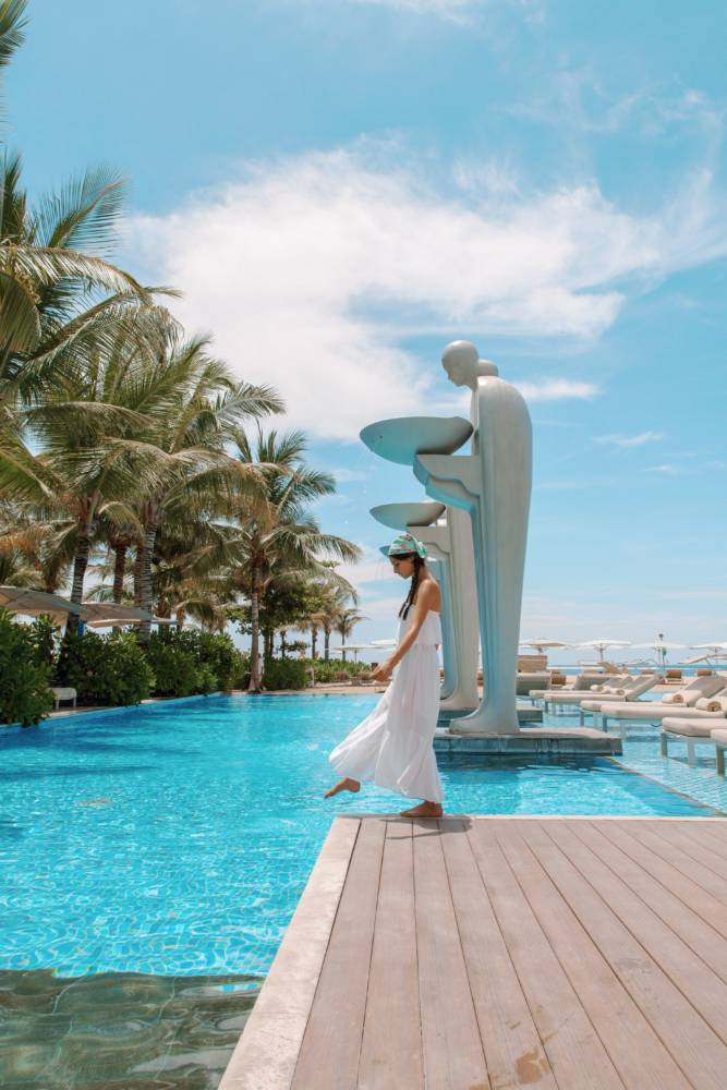The Most Luxurious Resort In Nusa Dua For Couples: The Mulia Bali - Amy Marietta