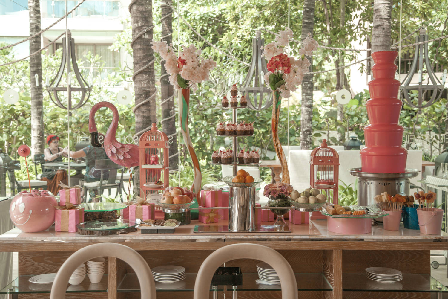Soleil Sunday Brunch at The Mulia Bali