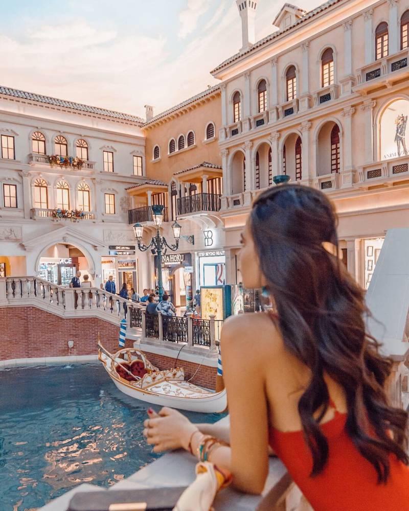 Venetian Gondola Ride Las Vegas
