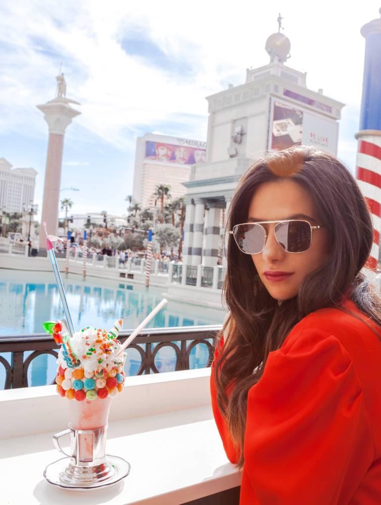 Black Tap Las Vegas Milkshake