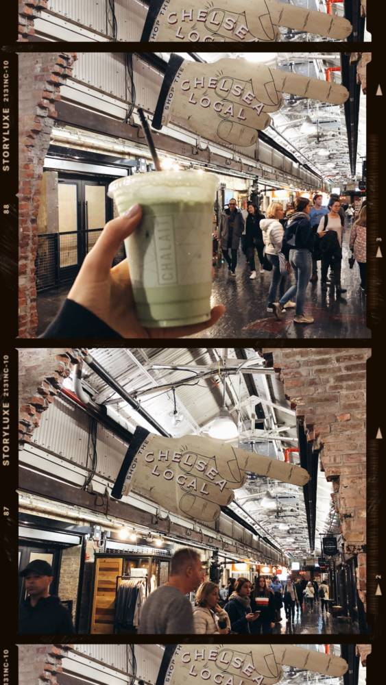Chelsea Market - The Best NYC Itinerary For A Perfect Weekend - NYC Blogger Approved