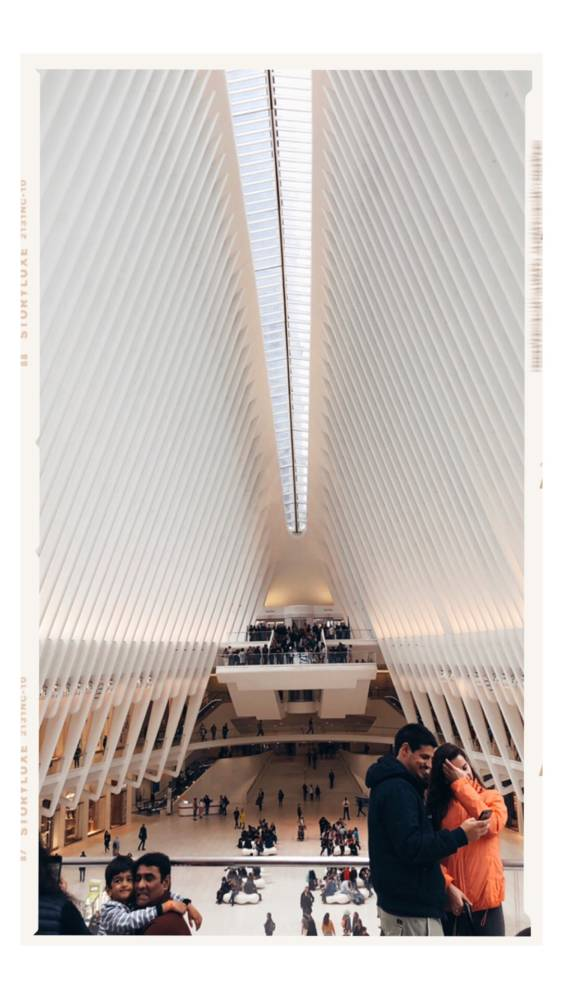 Oculus - The Best NYC Itinerary For A Perfect Weekend - NYC Blogger Approved