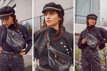 An All Black Outfit Idea With Quality Staple Pieces - Amy Marietta
