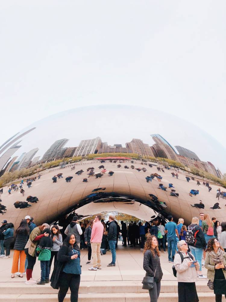 Chicago Travel Guide & Itinerary - Amy Marietta - The Bean Chicago