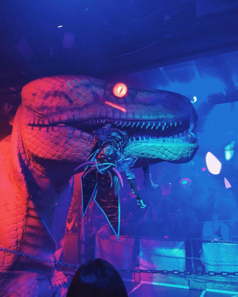 Robot Restaurant Tokyo, Japan: Everything You Need To Know - Amy Marietta - Japan Travel Blog