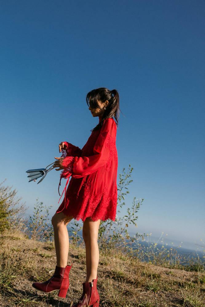 Malibu Photoshoot - Amy Marietta