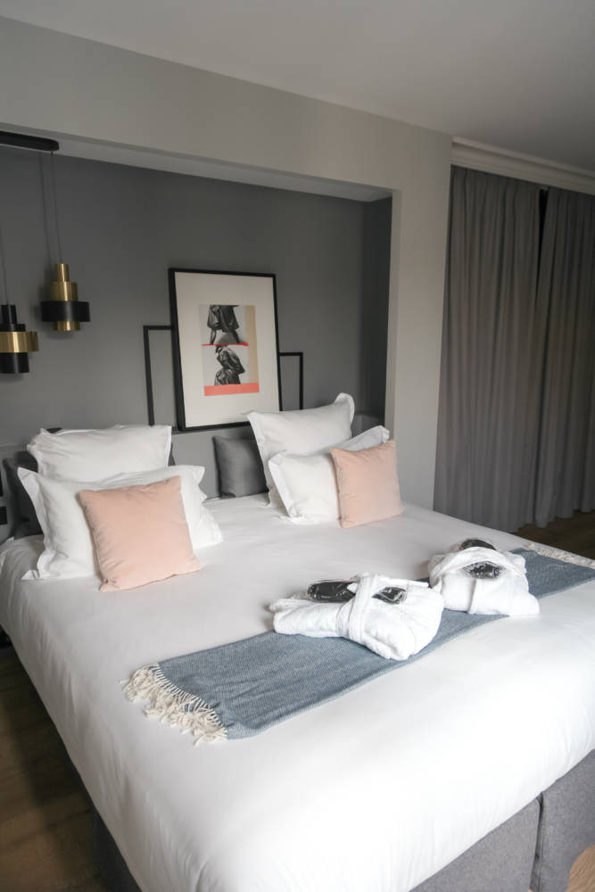 A New Luxury Boutique Paris Hotel I Recommend: Hotel Flanelles
