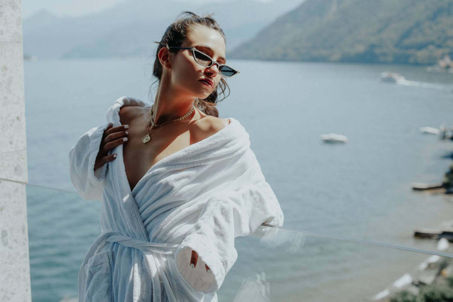 The Best Modern Lake Como Hotel You Need To Experience: Filario Hotel by Amy Marietta