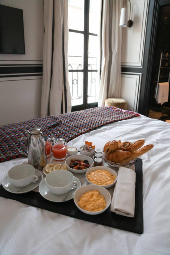 The Best Luxury Hotel In Le Marais Paris: Pavillon De La Reine