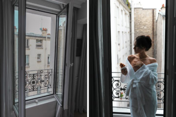 A New Luxury Boutique Paris Hotel - Hotel Flanelles