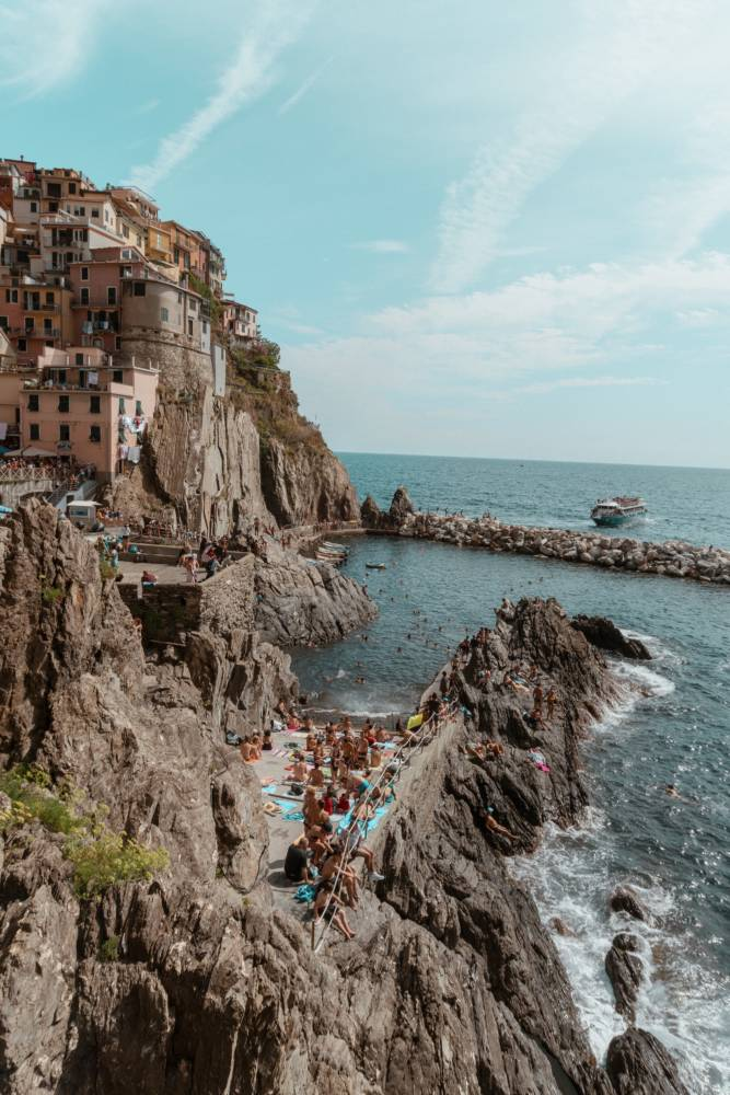 The Ultimate Cinque Terre Italy Guide - Manarola