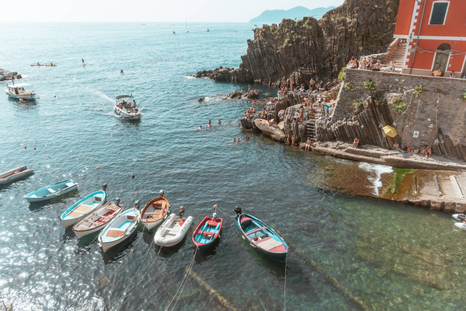 The Ultimate Cinque Terre Italy Guide - Amy Marietta