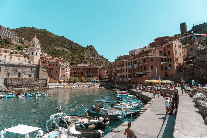 The Ultimate Cinque Terre Italy Guide - Amy Marietta