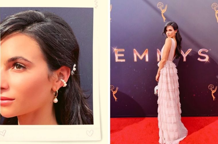 Before & After: Get Red Carpet Ready With Me For My First Emmys! Amy Marietta