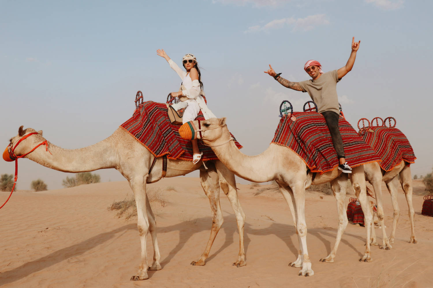 I Found The Most Ethical, Luxurious & Best Desert Safari in Dubai - Platinum Heritage Dubai