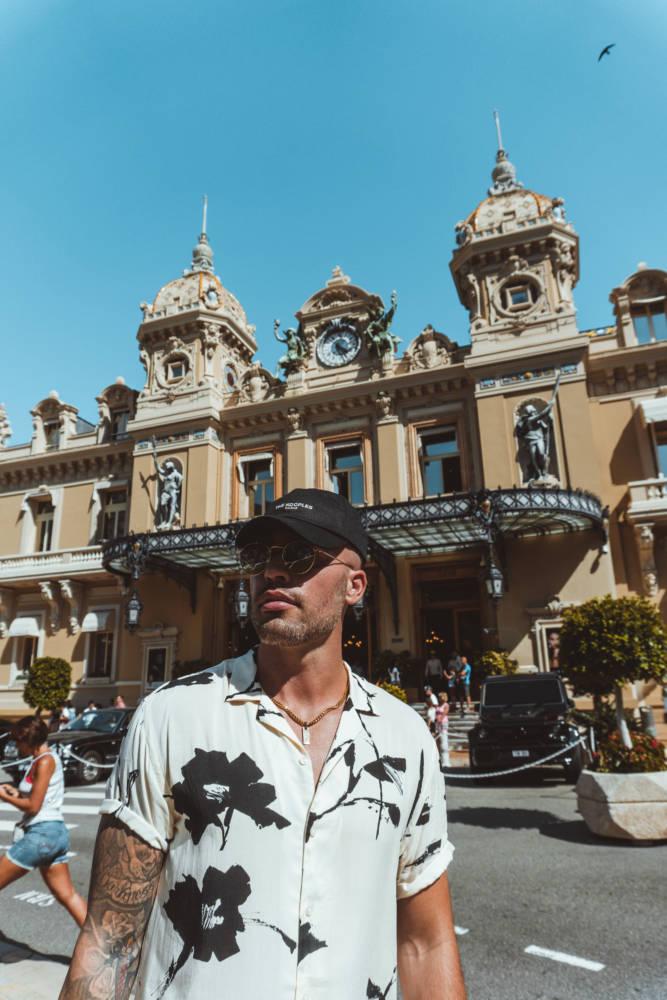 Amy Marietta Monaco Travel Guide