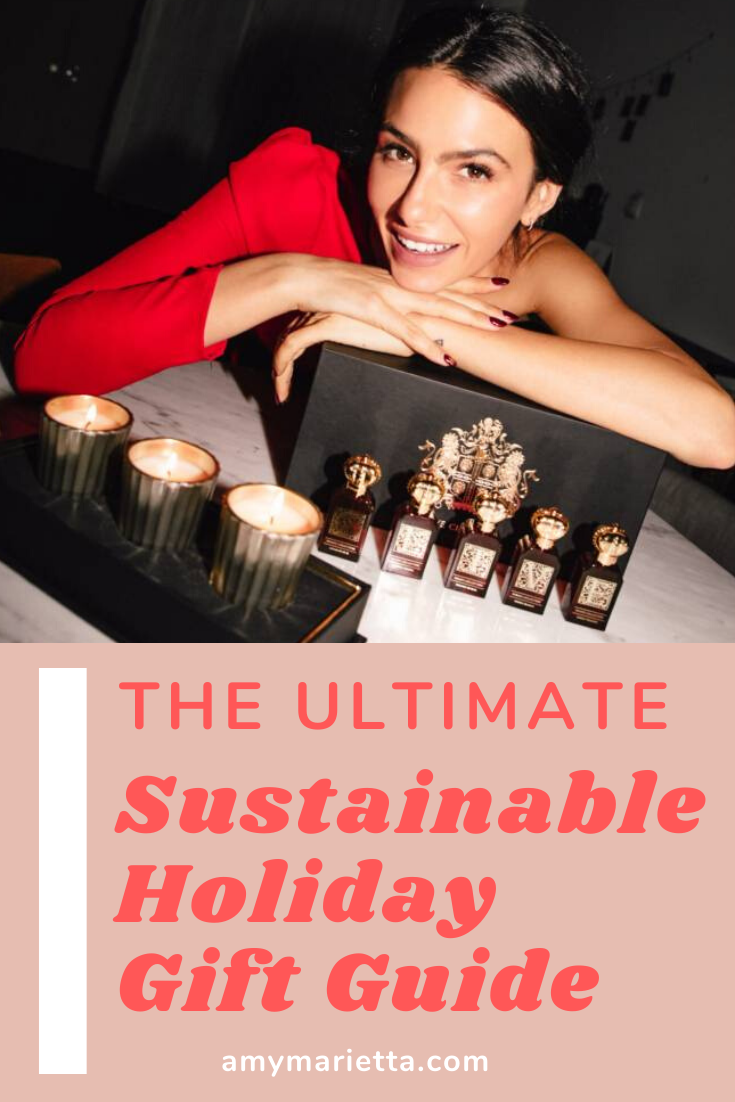 The Ultimate Holiday Sustainable Gift Guide - Amy Marietta - ethical & sustainable gifts :)