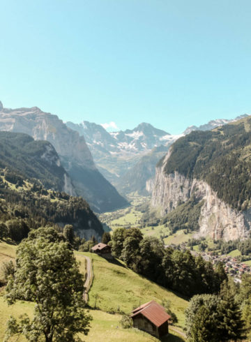 Wengernalp Switzerland Travel Guide by luxury travel blogger Amy Marietta